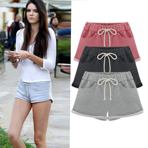Shorts originally made by Aliexpress but can also be made at home.