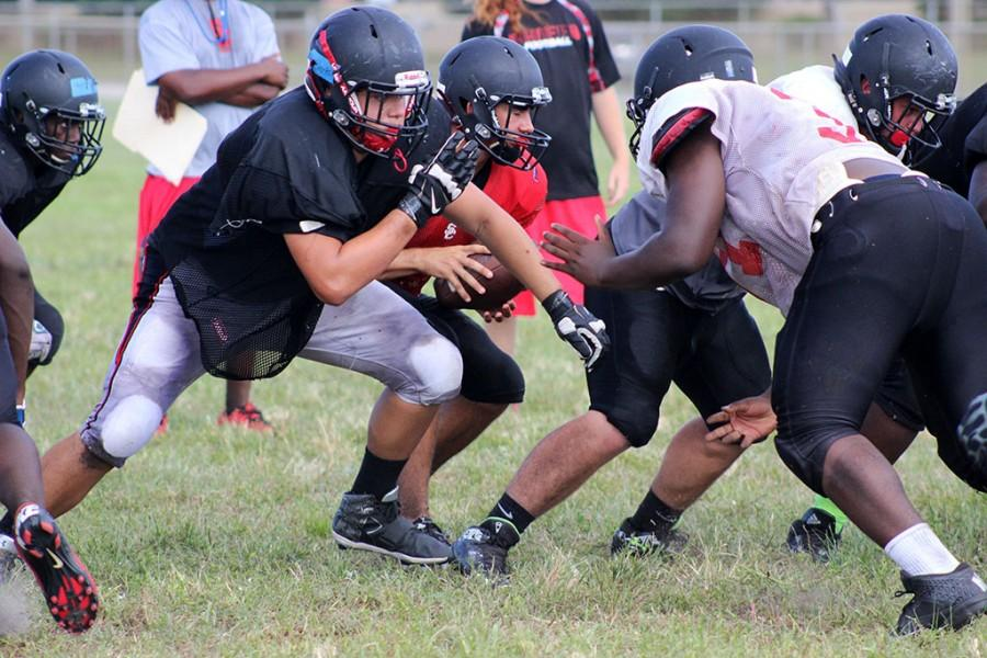 Summer Training Success for Football Players