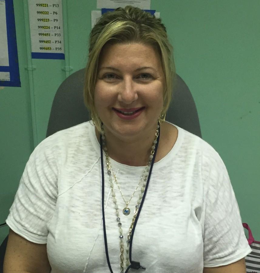 Ms.Barerra