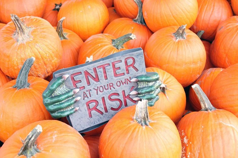 Pumpkins+are+being+sold+near+the+entrance+of+the+parent+pick-up+line+to+get+chiefs+ready+for+Halloween.