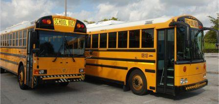 My school bus has been repeatedly late since the beginning of this school year.