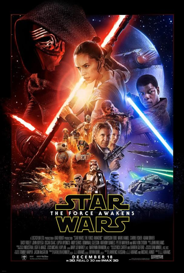 Star Wars: The Force Awakens Trailer Released