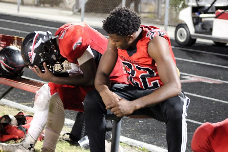 Bulls Stampede Chiefs at Homecoming
