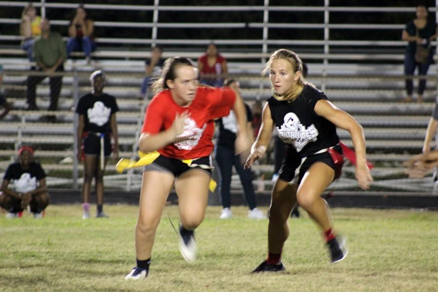 Powderpuff Game 2015
