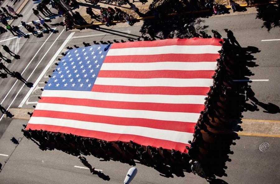 Celebrate Veterans at the Veterans Day Parade