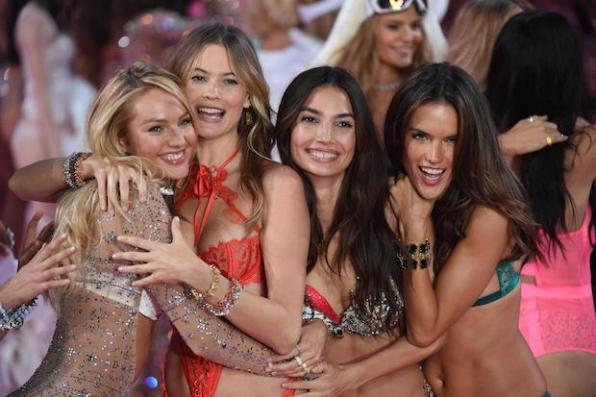 Recap of the Victoria Secret Angels Show