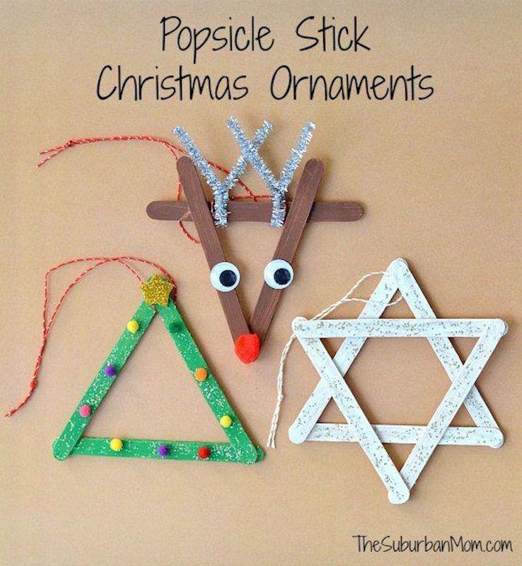 10 Pins for Winter Decorations and Crafts