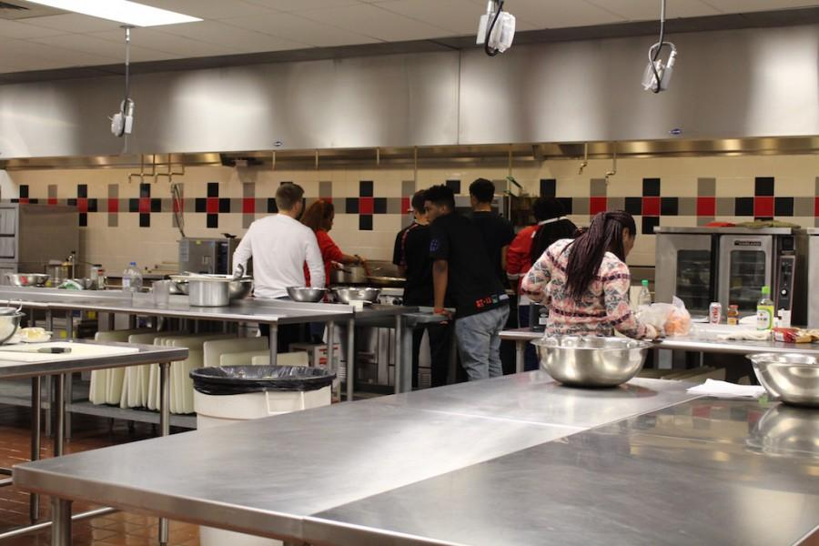 Photo of the Day: Culinary Preps for Lab