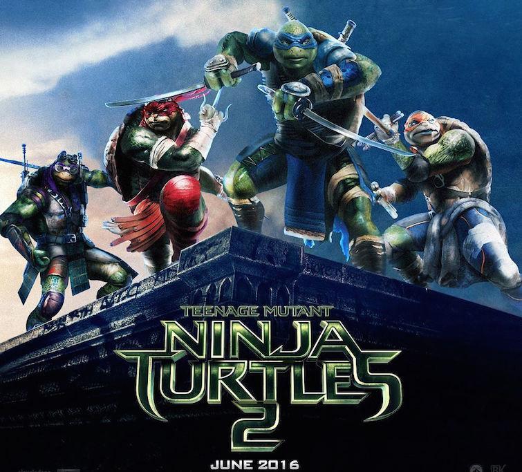 Teenage Mutant Ninja Turtles: Out of the Shadows Trailer