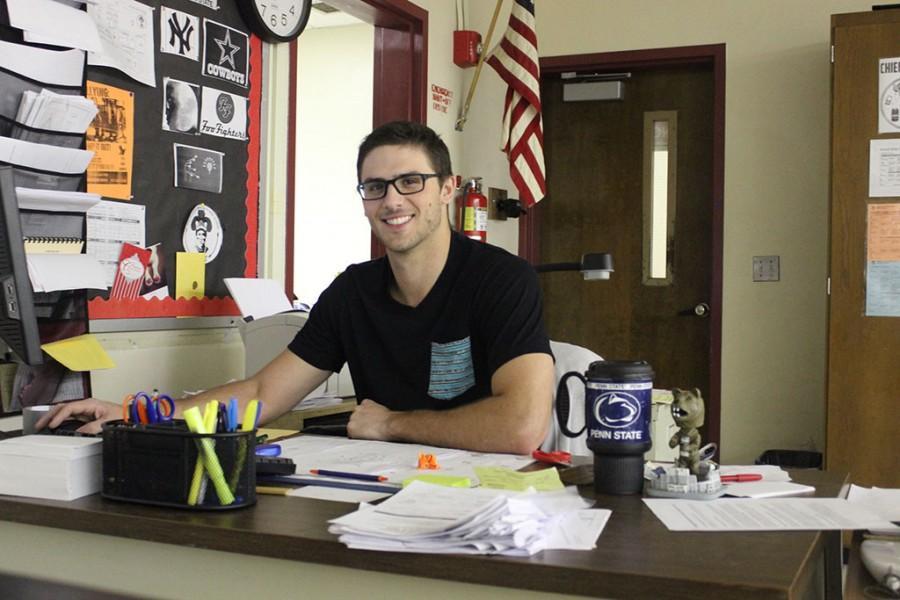 Teacher Profile: Meet Mr. Demming