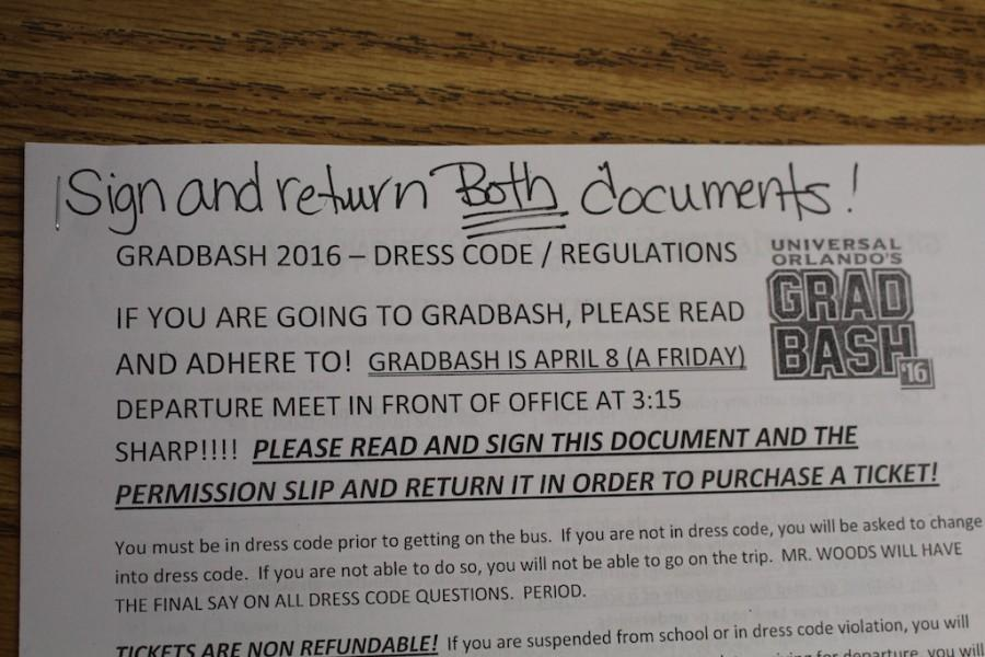 Photo of the Day: Grad Bash Tickets on Sale Now