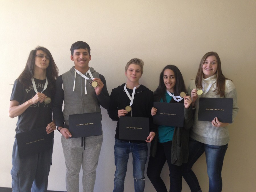 Photo of the Day: Debate Team Wins 3rd in Ethics Bowl