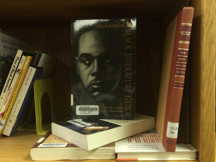 A collection of literary works by Langston Hughes