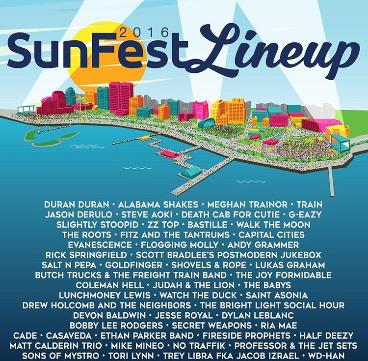 Sunfest%3A+Where+Music+Meets+the+Water+Front