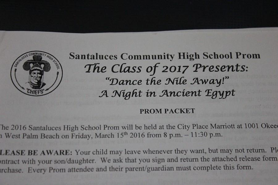 Photo of the Day: Prom Tickets are Now on Sale