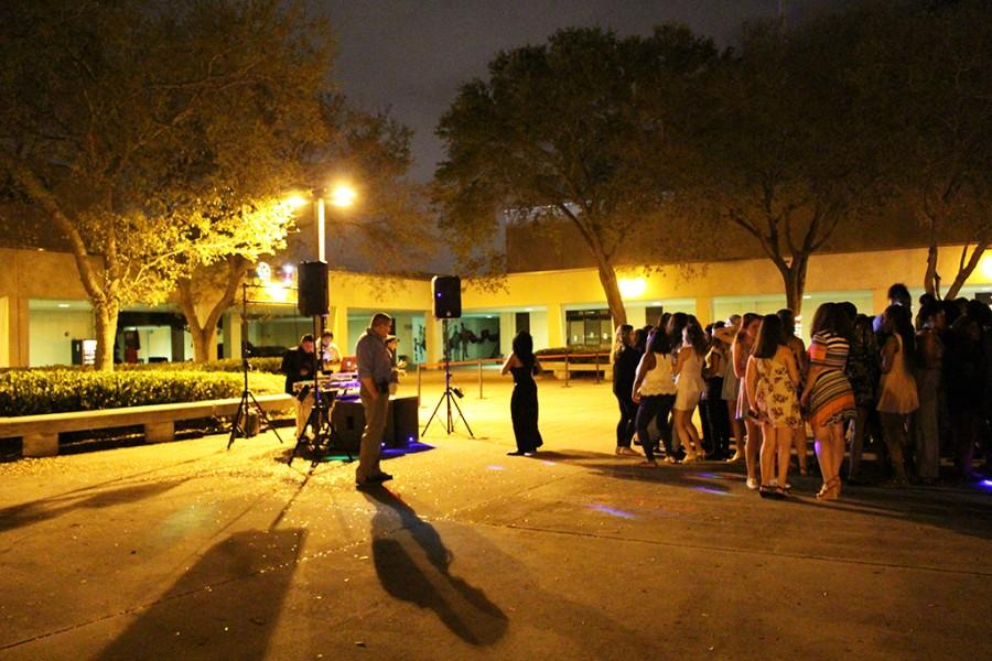 Photo of the Day: Chiefs at the Spring Fling Dance