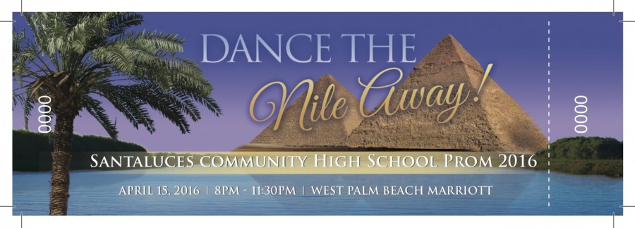 Prom Theme Asks Chiefs to Dance the Nile Away