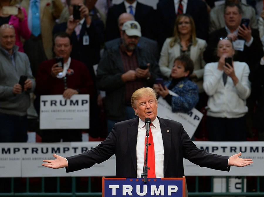 GOP+presidential+candidate+Donald+Trump+speaks+to+supporters+during+a+rally+at+the+Cabarrus+Arena+on+Monday%2C+March+7%2C+2016+in+Concord%2C+N.C.+%28Jeff+Siner%2FCharlotte+Observer%2FTNS%29
