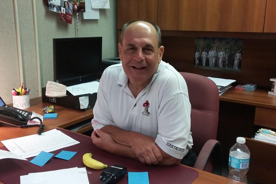 Chiefs of Santaluces: Mr. Krupa