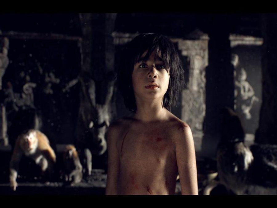 "Neel Sethi in ""The Jungle Book."" (Disney)"