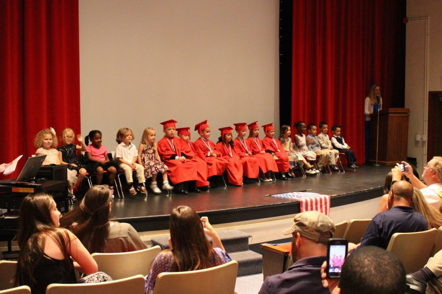 Little Chiefs Graduation