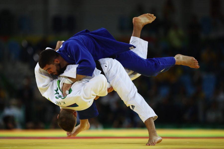 Judo+Throw