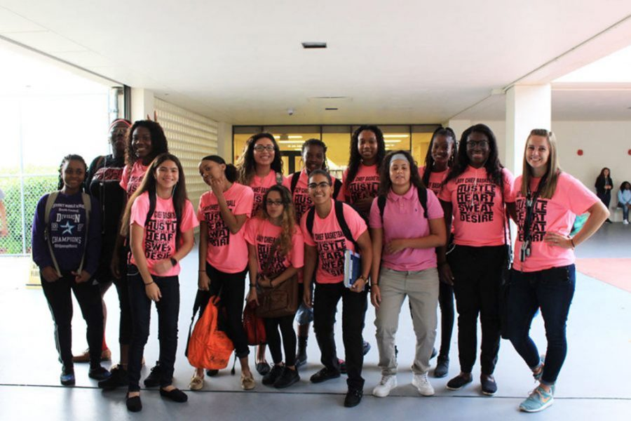 Photo of the Day: Ballers in Pink