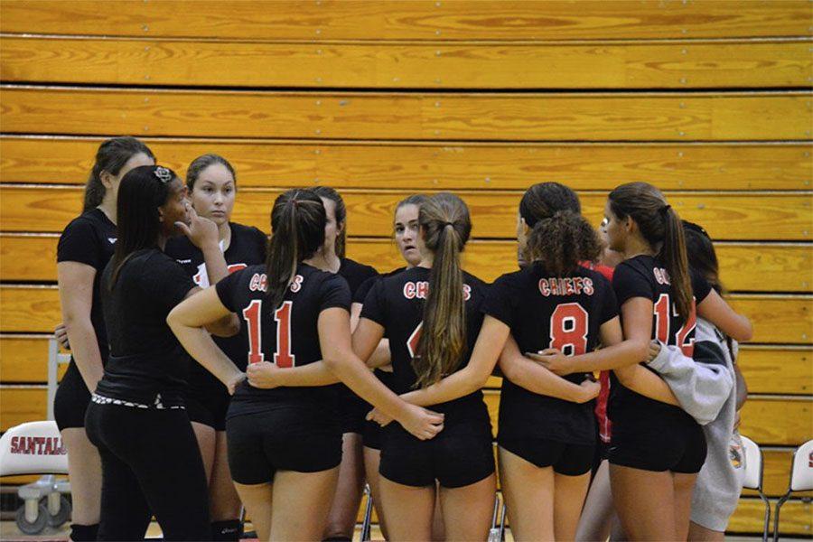 Girls+Volleyball+Net+Their+First+Win