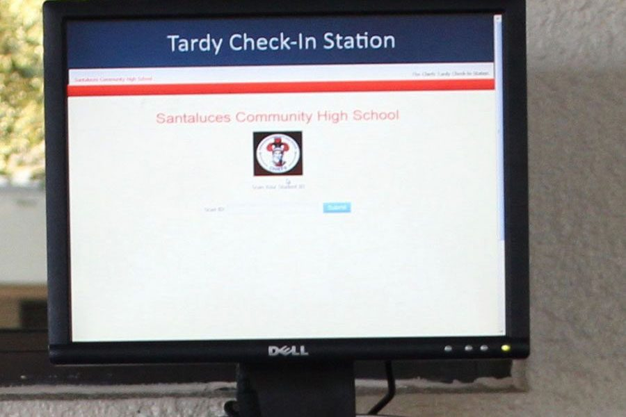 New Tardy Kiosks