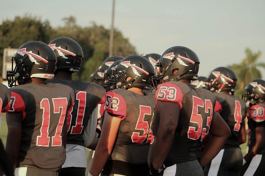 Varsity Football- Homecoming Game