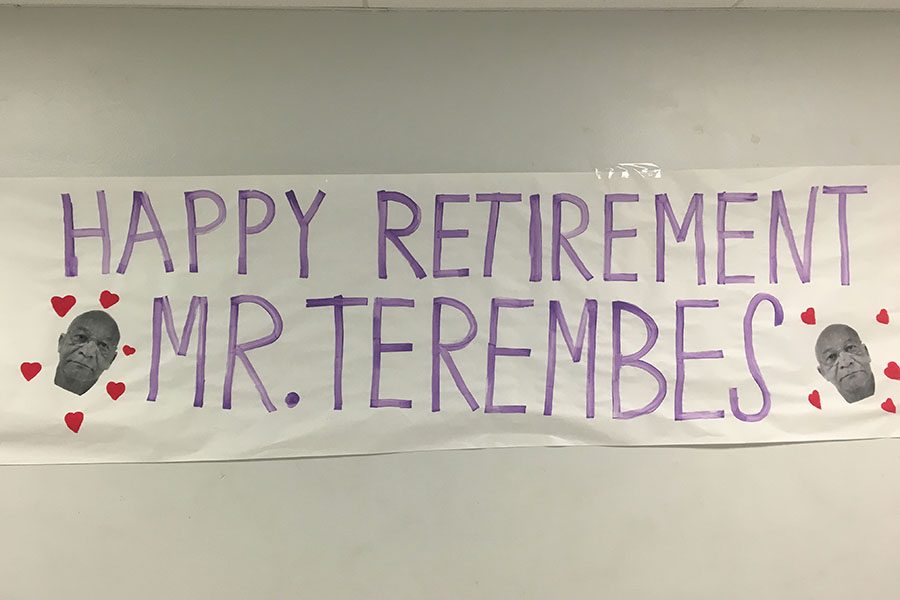 Mr.+Terembes+worked+at+Santaluces+for+11+years.+Today%2C+we+say+goodbye+as+the+art+teacher+leaves+for+his+hard+earned+retirement.
