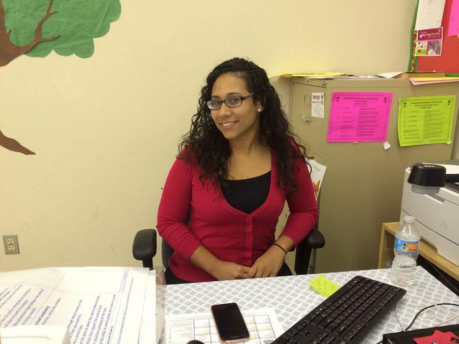 New Teacher: Ms.Cote
