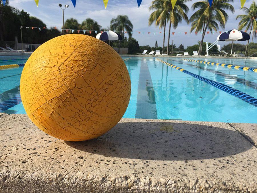 Santaluces Needs a Water Polo Team