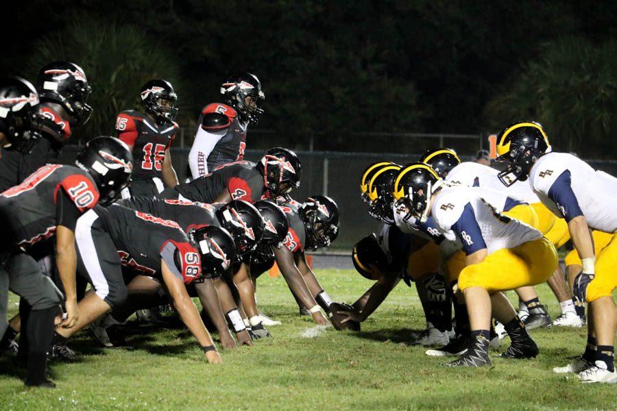 Varsity Football- Chiefs vs. Bobcats