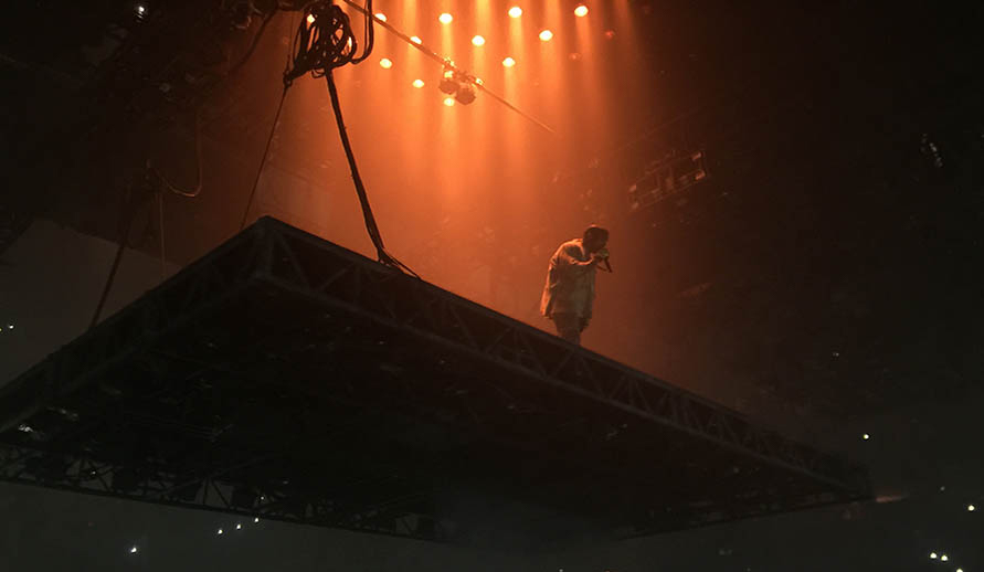 Extra+Terrestrial+Kanye+West%3A+Saint+Pablo+Tour+Review