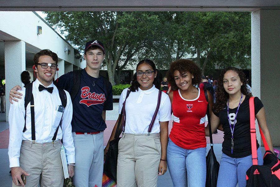 Homecoming week has kicked off with a bang and the feud between mathletes and athletes has begun!
