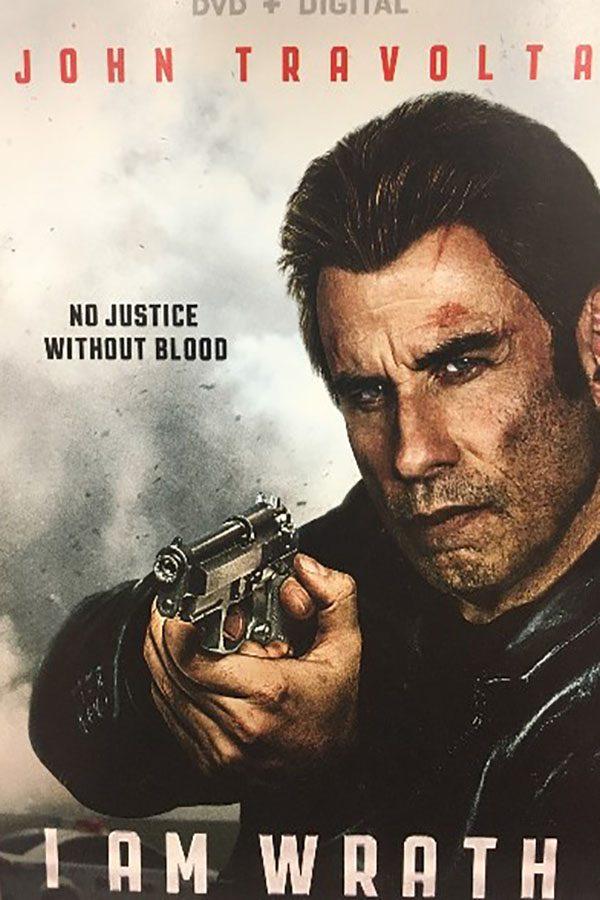 John Travolta Seeks Vengeance in 'I Am Wrath'