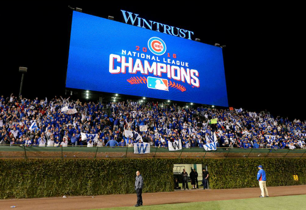 Cubs+Punch+Ticket+to+World+Series