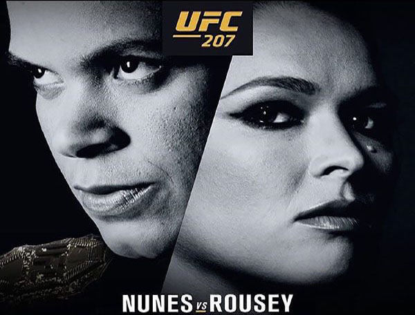 Rowdy Rousey Returns
