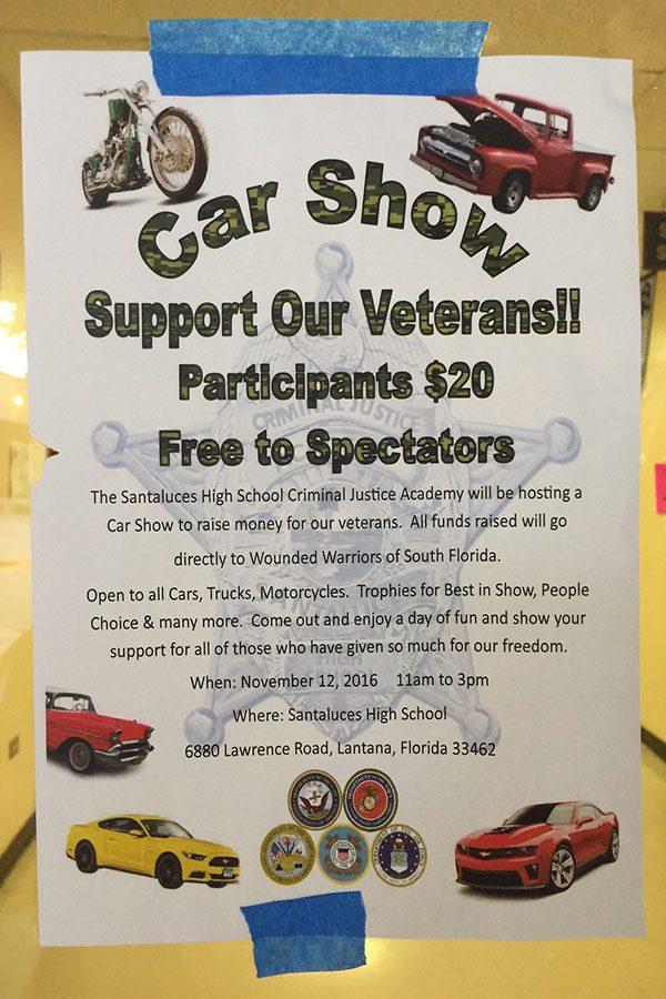 Veteran's Day Car Show
