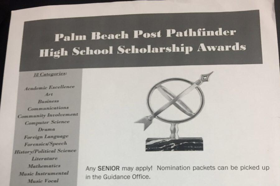 Pathfinder+Scholarship+Awards