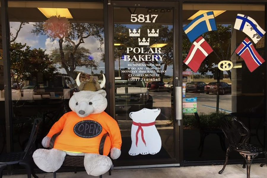 Swedish Pastries in South Florida: Polar Bakery