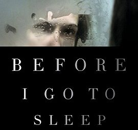 Book Review: Before I Go To Sleep