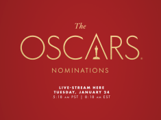 Courtesy of Oscars.org .