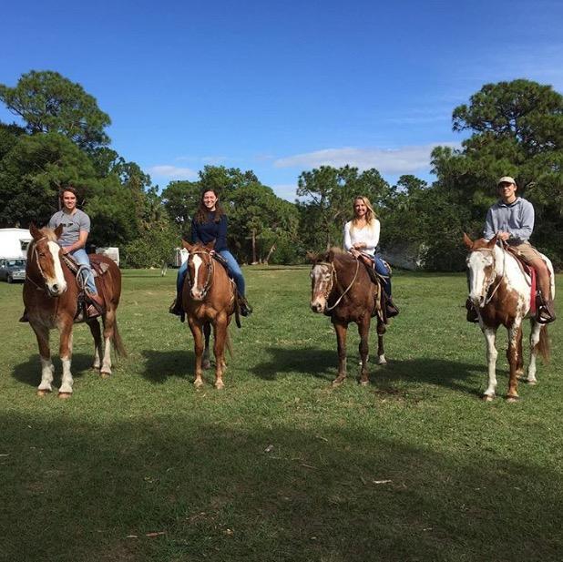 Horseback+Riding+Over+the+Break