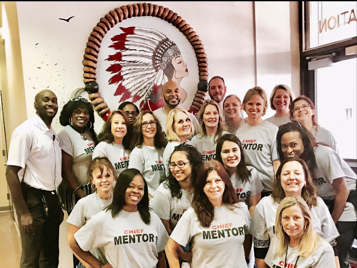 Photo of the Day: Happy Mentoring Month
