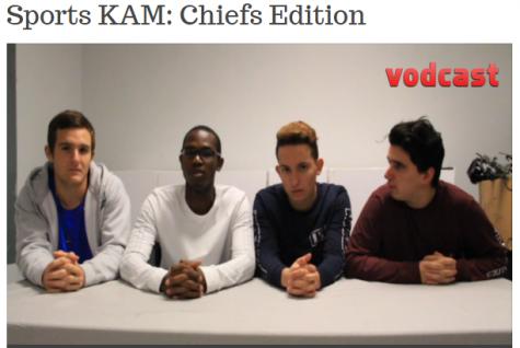 Sports KAM: Chiefs Edition