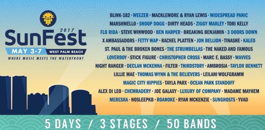 Sunfest+2017+Lineup