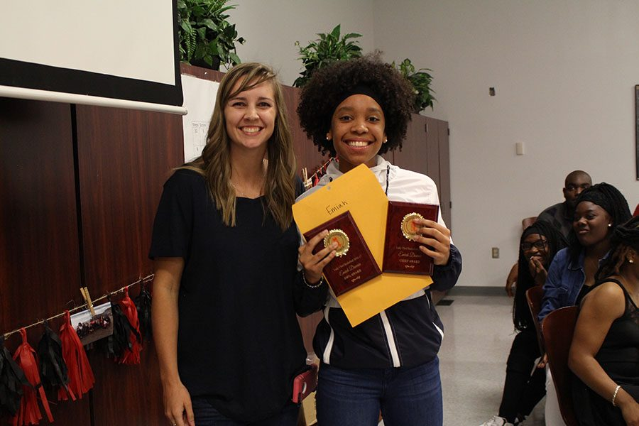 Lady Chiefs Basketball Banquet