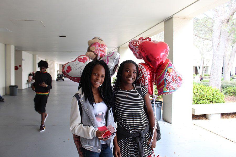 Chiefs Celebrate Valentine's Day
